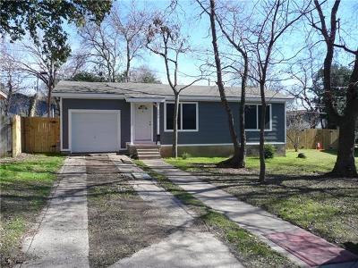 Austin Single Family Home For Sale: 2103 Maldon Pl