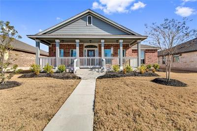 Pflugerville Single Family Home Pending - Taking Backups: 816 Bryce Canyon Dr