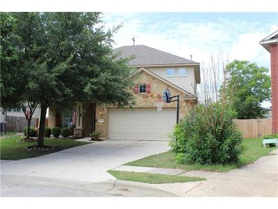Buda Single Family Home For Sale: 161 Wildcat Draw