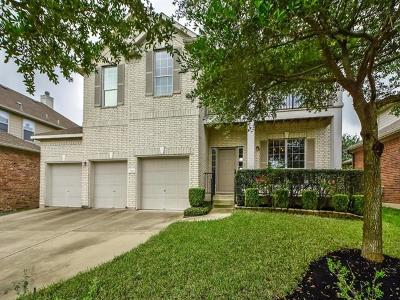 Round Rock Rental For Rent: 2821 Barefoot Ln