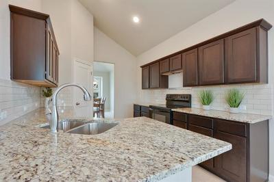 Hutto Single Family Home For Sale: 1007 Lauren Way