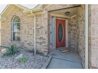 Hutto Single Family Home Pending - Taking Backups: 409 Richards Dr