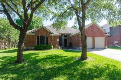 Pflugerville Single Family Home For Sale: 903 Harvard Dr
