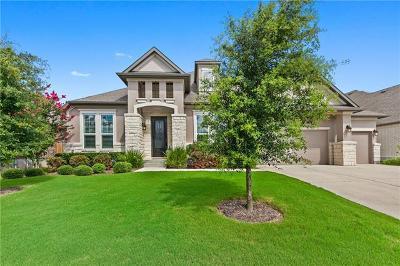 Single Family Home Pending - Taking Backups: 8504 High Summit Ln