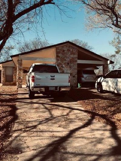 Austin Multi Family Home For Sale: 1510 No Mor Cv