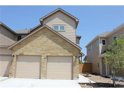 New Braunfels Condo/Townhouse For Sale: 939 Langes Mill #7B