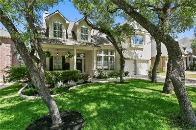 Austin Single Family Home For Sale: 1201 Horseback Holw
