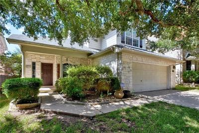Hays County, Travis County, Williamson County Single Family Home For Sale: 5721 Taylorcrest Dr