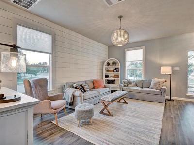 Cedar Park TX Single Family Home For Sale: $288,000
