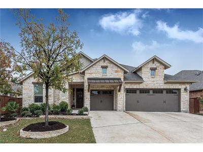 Cedar Park TX Single Family Home For Sale: $425,000