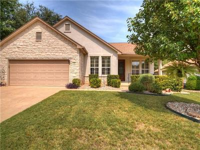 Georgetown Single Family Home For Sale: 121 Ruellia Dr