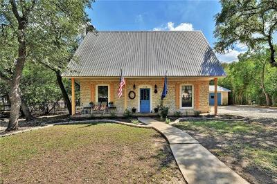 Georgetown Single Family Home For Sale: 702 Cavu Rd