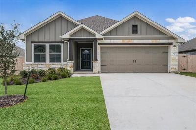 Hutto Single Family Home For Sale: 122 Finley St