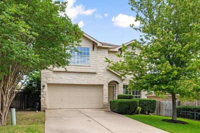 Round Rock Single Family Home For Sale: 1104 Willow Trail Ct