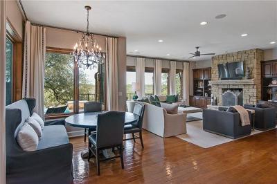 Single Family Home For Sale: 18016 Glenville Cv