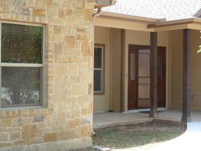 Burnet County Single Family Home Active Contingent: 109 W Persimmon Dr