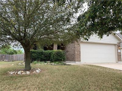 Leander Single Family Home For Sale: 228 Falcon Ln