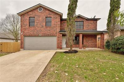 Austin Single Family Home For Sale: 12804 Dionysus Dr