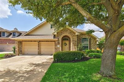 Round Rock Single Family Home Pending - Taking Backups: 4115 Flintwood Ln