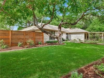 Austin Single Family Home For Sale: 2501 Berwyn Cir
