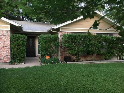 Hays County, Travis County, Williamson County Single Family Home Coming Soon: 7309 Lunar Dr