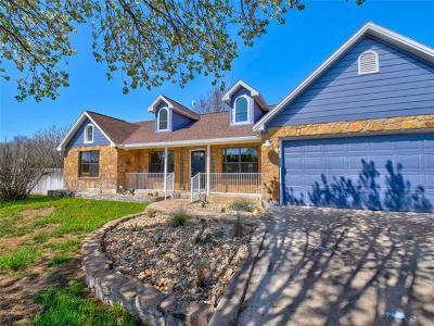 Spicewood Single Family Home For Sale: 110 Ladybug Ln