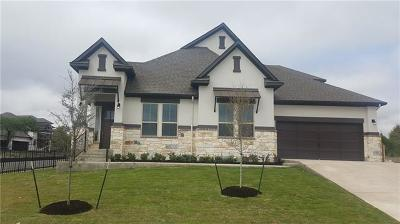 Cedar Park Single Family Home For Sale: 3511 Rolling Hills Rd