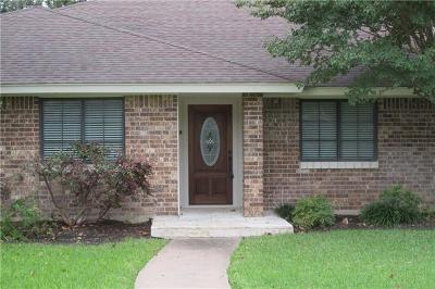 Georgetown Single Family Home For Sale: 2200 Westwood Ln