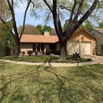Austin Single Family Home For Sale: 11306 Toledo Dr