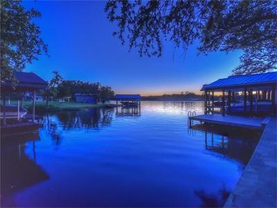 Horseshoe Bay Single Family Home For Sale: 203 Beaver Cir
