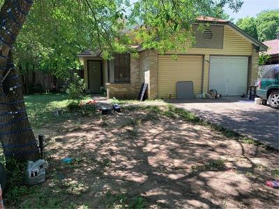 Austin Single Family Home For Sale: 4802 Crest Oak Rd