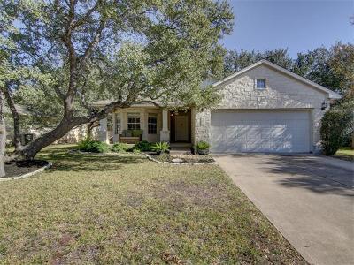 Cedar Park Single Family Home For Sale: 1314 Brighton Bend Ln