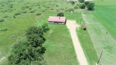 Giddings Single Family Home For Sale: 2452 County Road 226