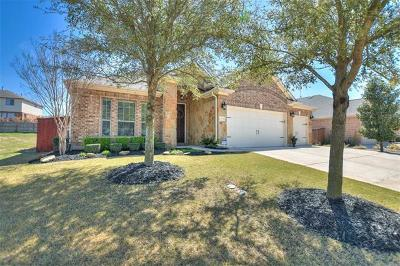 Leander Single Family Home For Sale: 2004 Granite Hill Dr