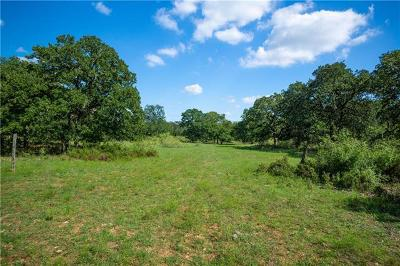 Williamson County Residential Lots & Land For Sale: Tract 19 Cross Creek Rd