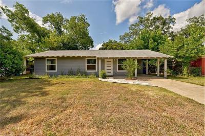 Single Family Home For Sale: 1505 Beckett St