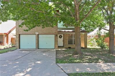 Austin Single Family Home For Sale: 4725 Castleman Dr