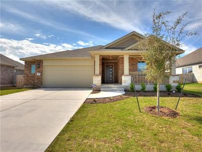 Pflugerville Single Family Home For Sale: 725 Carillion Dr