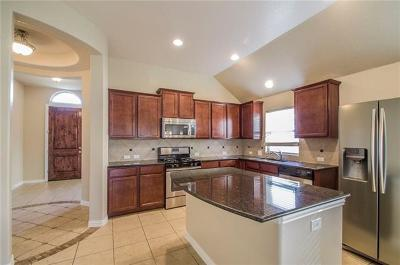 Pflugerville Single Family Home For Sale: 3341 Crispin Hall Ln