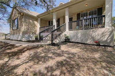 Austin Single Family Home For Sale: 17111 Whitetail Run