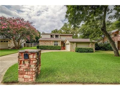Travis County Single Family Home For Sale: 7010 Vallecito Dr