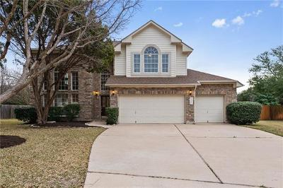 Cedar Park Single Family Home Pending - Taking Backups: 1500 Menteer Dr