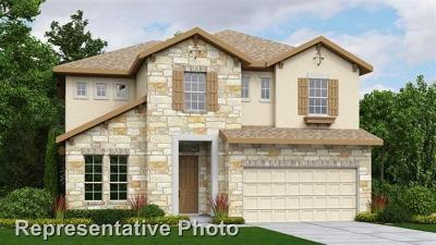 Hays County, Travis County, Williamson County Single Family Home For Sale: 6728 Vicenza