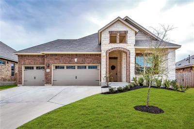 Pflugerville Single Family Home For Sale: 17420 Silent Harbor Loop