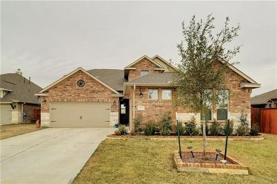 Leander Single Family Home For Sale: 2109 Sauterne Dr