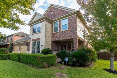 Hutto Single Family Home Pending - Taking Backups: 1401 Augusta Bend Dr