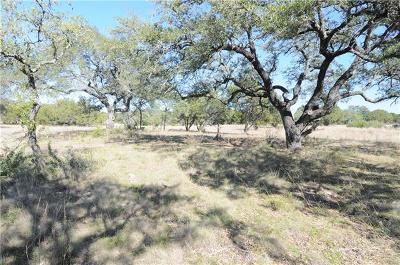 Dripping Springs Residential Lots & Land For Sale: TBD - lot 6 Deerfield Rd
