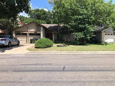 Single Family Home For Sale: 11905 Meadowfire Dr