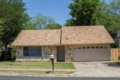 Austin Single Family Home For Sale: 3302 Spaniel