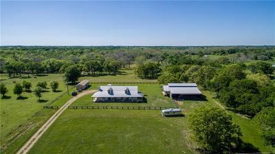 Elgin Farm For Sale: 555 Pleasant Grove Loop